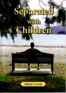 Separated with Children by Adam Cowie - cover