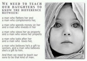 Teach our daughters