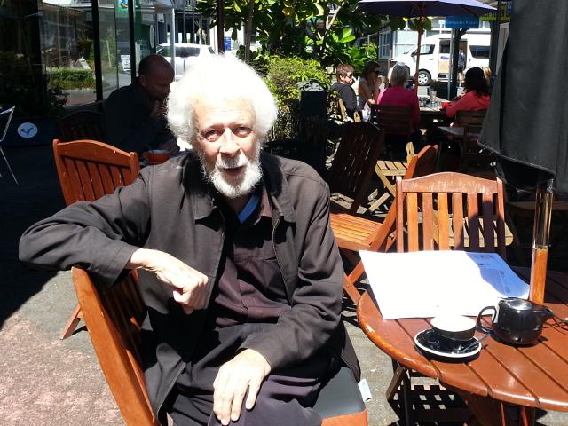 Jim Bagnall in Albany - November 2015
